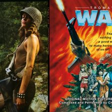 Vinyl Review: Chris DeMarco — Troma's WAR OST