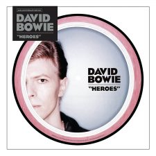 Bowie's 'Heroes' getting 40th anniversary release