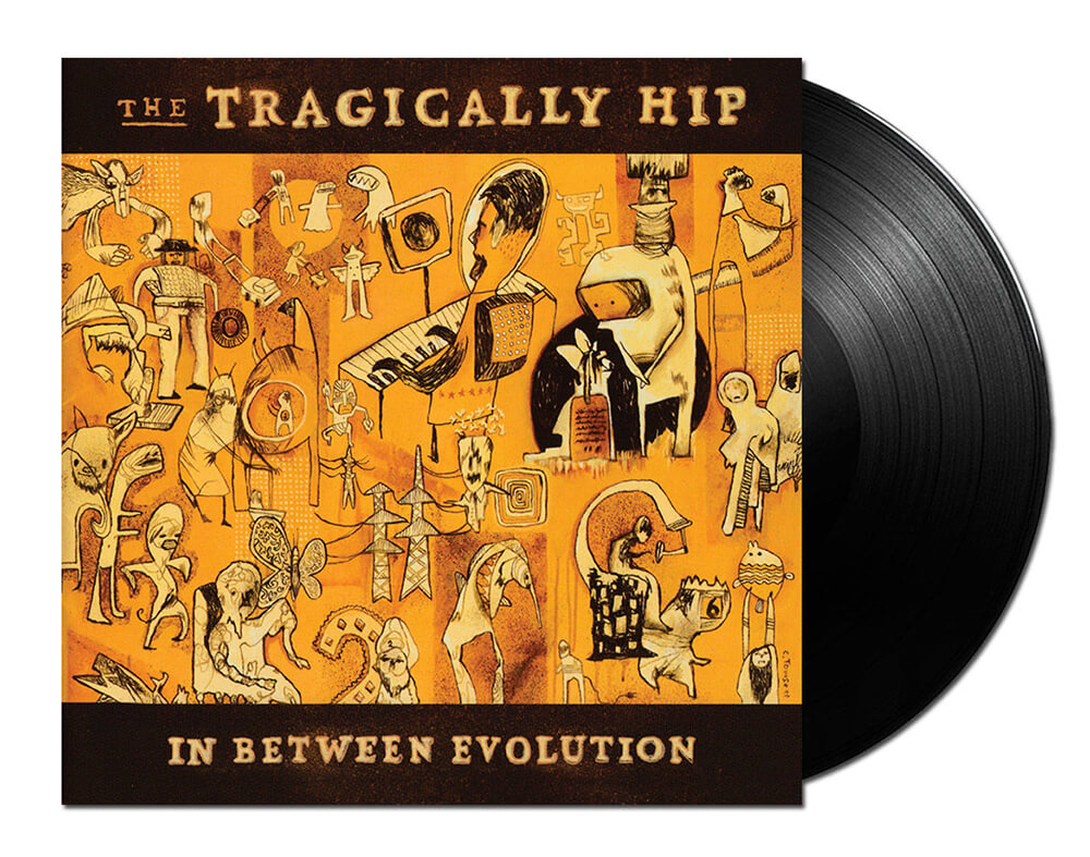 Tragically Hip Unveiling Another Two Reissues Modern Vinyl