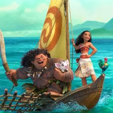 New Variant: Various Artists — Moana