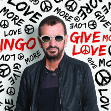 Ringo Starr releasing 'Give More Love' this fall