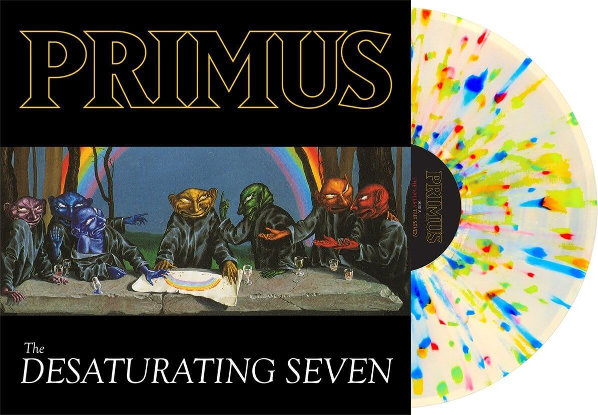 New Primus Album Up For Pre Order Modern Vinyl