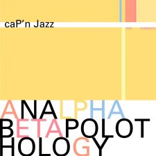 Cap'n Jazz's 'Analphabetapolothology' getting reissued