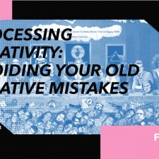 Processing Creativity: Jesse Cannon Helps You Avoid Your Old Creative Mistakes
