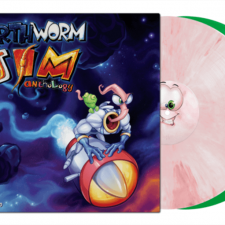 'Earthworm Jim' music getting pressed