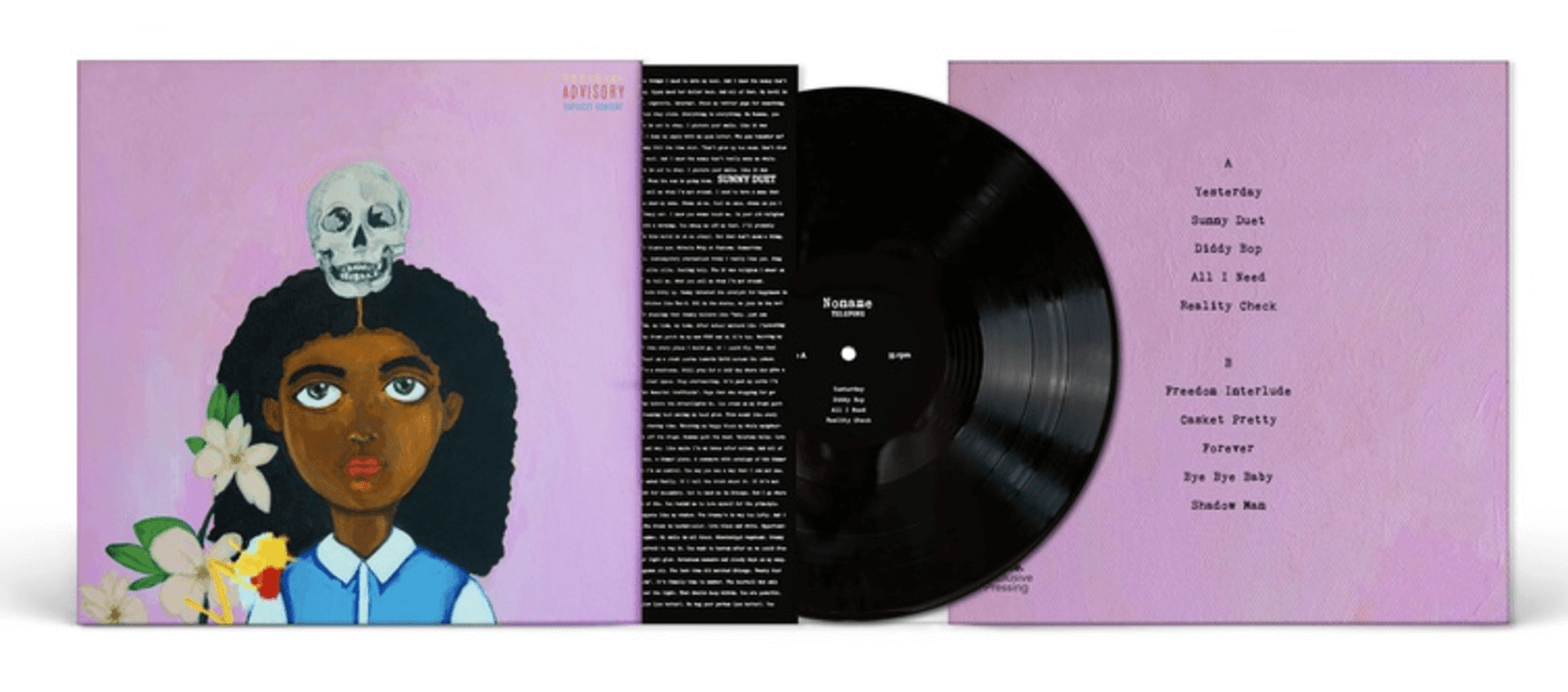 Noname S Telefone Getting First Pressing Through Vmp
