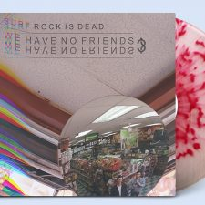 Surf Rock Is Dead's new release up for order