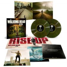 Exclusive: McCreary's 'Walking Dead' score getting vinyl release