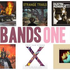 New round of 10 Bands 1 Cause pressings up for sale
