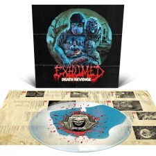 Exhumed releasing 'Death Revenge' through Relapse