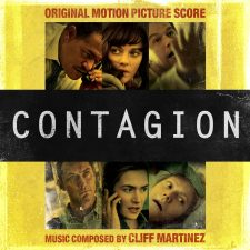 Cliff Martinez's 'Contagion' getting 1st pressing