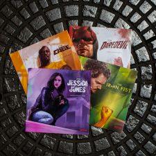 Marvel 7″s now available through Disney