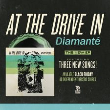 At The Drive In releasing EP for Black Friday