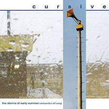 Cursive's first two records go up for pre-order