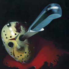 'Friday The 13th: The Final Chapter' soundtrack on sale