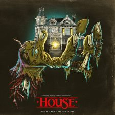 Waxwork releasing Manfredini's 'House 1 & 2' soundtracks