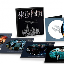 Harry Potter soundtracks getting box-set release