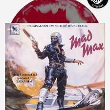 New Pressing: Brian May — Mad Max