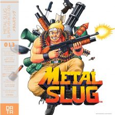 Data Discs releasing 'Metal Slug' soundtrack