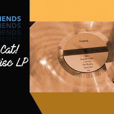 MV Recommends: Pocket Cat! LaserDisc LP Series