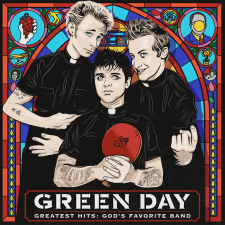Green Day's greatest hits collection includes new songs