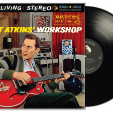 Vinyl Review: Chet Atkins — Hi-Fi in Focus/Chet Atkins' Workshop
