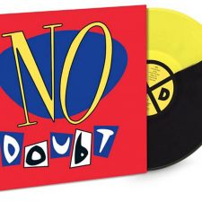1st Pressing: No Doubt — ST
