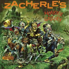 Reissue Review: John Zacherle — Zacherle's Monster Gallery