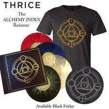Thrice's 'Alchemy Index' finally gets that reissue
