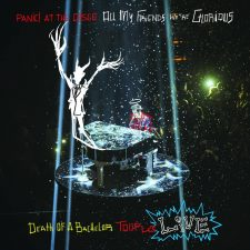 Panic! At The Disco's live album up for pre-order