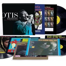 Otis Redding albums getting mono box-set treatment