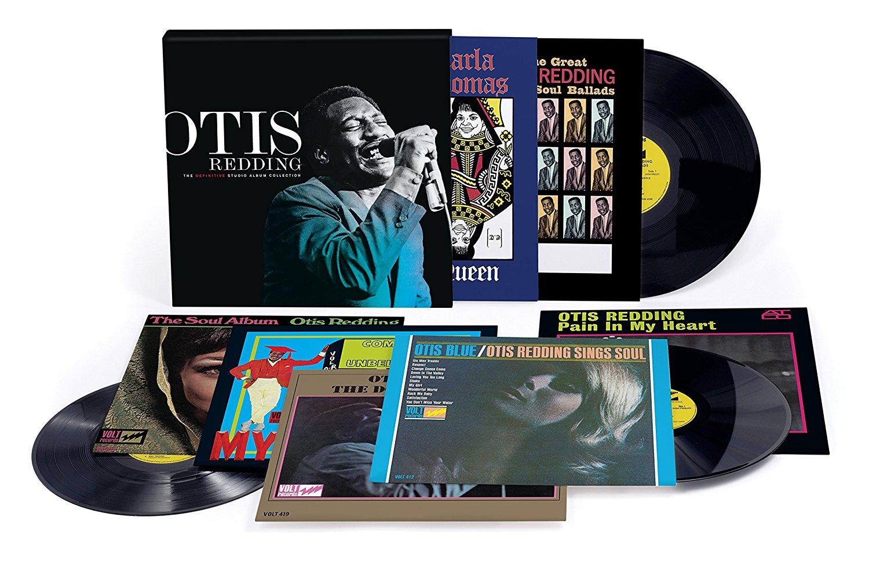 Otis Redding Albums Getting Mono Box Set Treatment