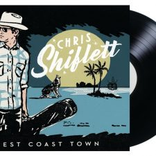 Chris Shiflett's 'West Coast Town' getting pressed