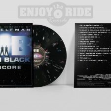 'Men in Black' Elfman score being released on vinyl