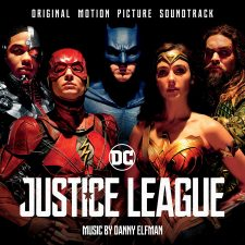 'Justice League' soundtrack getting vinyl release