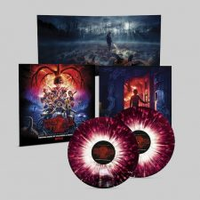 'Stranger Things 2' score vinyl revealed