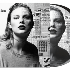 Taylor Swift's 'Reputation' getting picture disc pressing