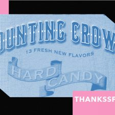 Thanksspinning: Counting Crows — Hard Candy