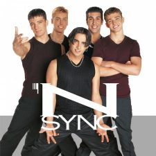 *NSYNC's ST getting pressed through MOV