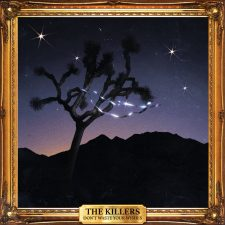 Killers' christmas record comes to vinyl