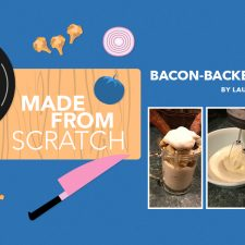 Made From Scratch #03: Bacon-Backed Sundae