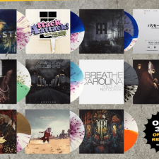 Rise Records launches holiday vinyl pressings