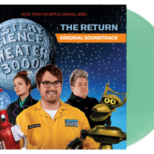 'MST3K: The Return' soundtrack coming to wax