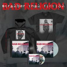 Reissue of Bad Religion's 'Stranger Than Fiction' available