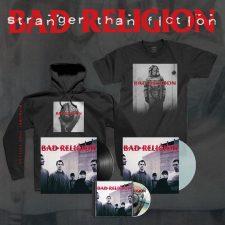 Reissue of Bad Religion's 'Stranger Than Fiction' available