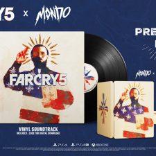 'Far Cry 5' bundle includes vinyl soundtrack