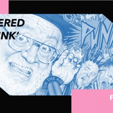 John Cafiero, Dr. Demento talk about being 'Covered In Punk'