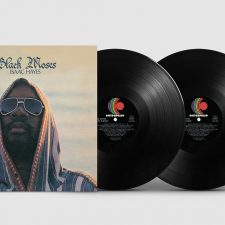 Isaac Hayes reissues coming through Craft