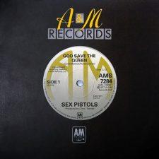Discogs reveals November top sellers, Sex Pistols 7″ sells big