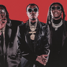 Migos' 'Culture II' up for pre-order on red vinyl